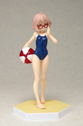 Image 4 for Kyoukai no Kanata - Kuriyama Mirai - Beach Queens - 1/10 - Swimsuit ver. (Wave)