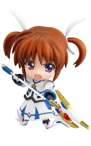 Image 1 for Mahou Shoujo Lyrical Nanoha The Movie 1st - Takamachi Nanoha - Yuuno Scrya - Nendoroid - Movie 1st - 095 (Good Smile Company)