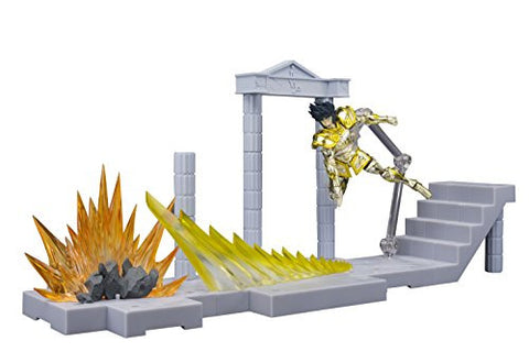 Image for Saint Seiya - Capricorn Shura - D.D. Panoramation - Glittering Excalibur in the Palace of the Rock Goat (Bandai)