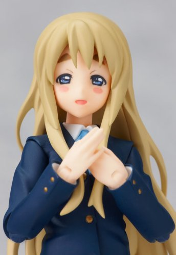 Image 7 for K-ON! - Kotobuki Tsumugi - Figma #059 - School Uniform Ver. (Max Factory)