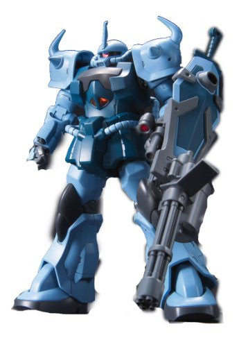 Image 4 for Kidou Senshi Gundam: Dai 08 MS Shotai - MS-07B-3 Gouf Custom - HGUC #117 - 1/144 (Bandai)