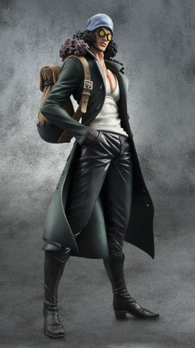 "Image 2 for One Piece - Aokiji - Excellent Model - Portrait Of Pirates ""Edition-Z"" - 1/8 (MegaHouse)"