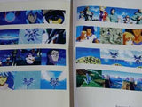 Thumbnail 9 for Xenogears Memorial Album Illustration Art Book / Ps