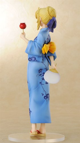 Image 4 for Fate/Stay Night - Saber - 1/8 - Yukata ver. (FREEing)