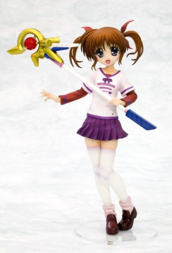 Image 2 for Mahou Shoujo Lyrical Nanoha The Movie 1st - Takamachi Nanoha - 1/8 - Casual Clothes Ver. (Kotobukiya)