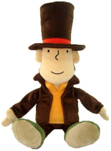 Image for Layton Kyouju to Eien no Utahime - Hershel Layton - Plush (Size Medium) (San-ei)