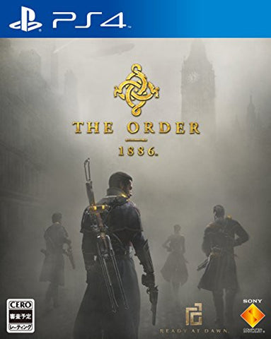 Image for The Order 1886