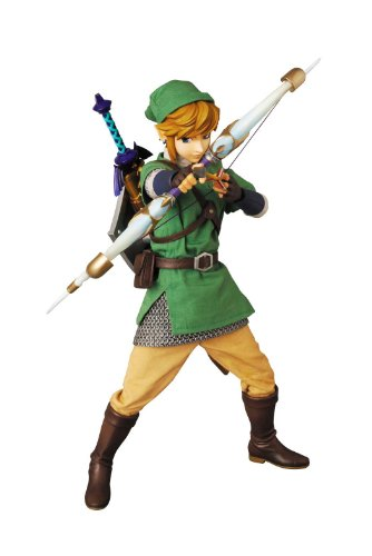 Zelda no Densetsu: Skyward Sword - Link - Real Action Heroes #622 - 1/6 (Medicom Toy)