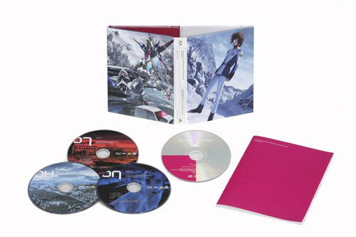 Image 3 for Mobile Suit Gundam Seed Destiny Hd Remaster Blu-ray Box 3 [Limited Edition]