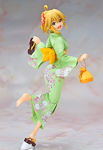 Image 2 for The Idolmaster (TV Animation) - Hoshii Miki - 1/8 - Yukata ver. (FREEing)