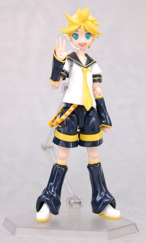 Image 4 for Vocaloid - Kagamine Len - Figma #020 (Max Factory)