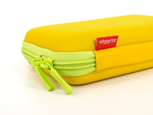 Image 5 for Palette Semi Hard Pouch for 3DS (Yellow Leaf)