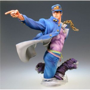 Image 1 for Jojo no Kimyou na Bouken - Stardust Crusaders - Kuujou Joutarou - Super Figure Art Collection (Medicos Entertainment)