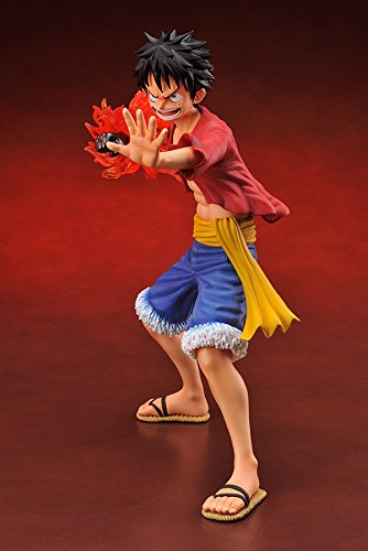 Image 8 for One Piece - Monkey D. Luffy - Gigantic Series - 1/4 (X-Plus)