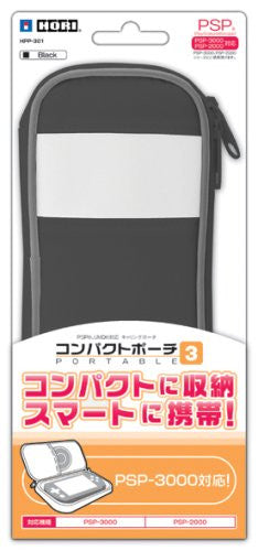 Image 1 for Compact Pouch Portable 3 (Black)