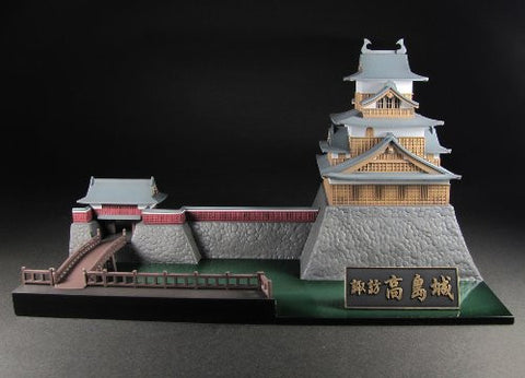 Image for Takashima Castle - 1/200 - 01 (PLUM)