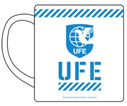 Image 2 for Aldnoah.Zero - Mug - United Forces of Earth (Cospa)