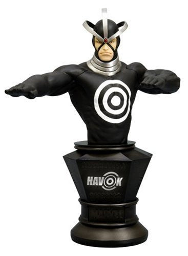 Image 1 for X-Men - Havok - Fine Art Bust - Classic Chapter ver. (Kotobukiya)
