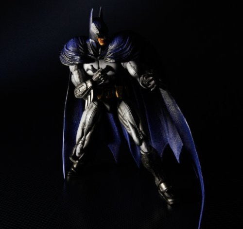 Image 8 for Batman: Arkham City - Batman - Play Arts Kai (Square Enix)