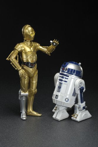 Image 8 for Star Wars - C-3PO - ARTFX+ - 1/10 (Kotobukiya)
