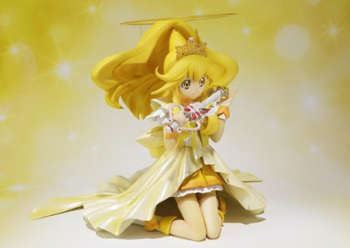 Image 4 for Smile Precure! - Cure Peace - Figuarts ZERO - Princess Form (Bandai)
