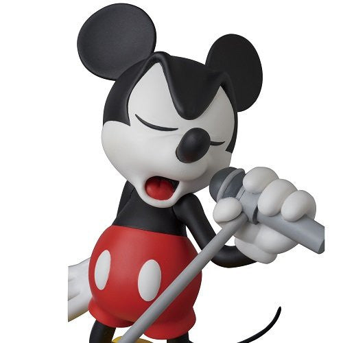 Image 2 for Disney - Mickey Mouse - Vinyl Collectible Dolls No.250 - Microphone Ver. (Medicom Toy, Number (N)ine)