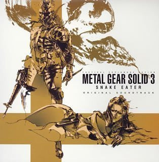 Image 1 for METAL GEAR SOLID 3 SNAKE EATER ORIGINAL SOUNDTRACK