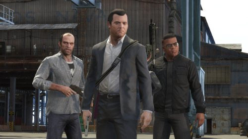 Image 9 for Grand Theft Auto V [Best Price Version]
