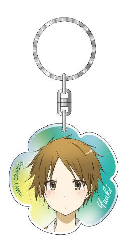 Image 1 for Isshuukan Friends. - Hase Yuuki - Acrylic Charm - Keyholder (Contents Seed)