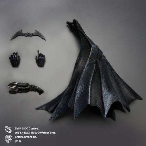 Image 6 for Batman: Arkham Asylum - Batman - Play Arts Kai (Square Enix)