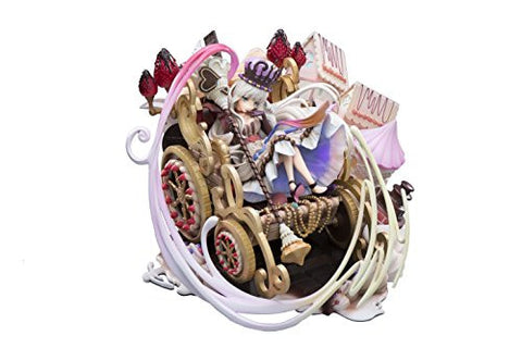 Image for Merc StoriA -Majutsushi to Suzu no Shirabe- - Fukusei no Byakuya Franchir - 1/8 (Coreplay)
