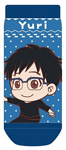 Image 1 for Yuri on Ice Yuuri Socks 22~24cm