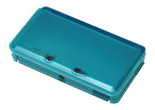 Image 2 for TPU Body Cover 3DS (clear blue)