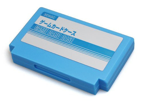 Image 2 for Retro Game Card Case for 3DS (Blue)