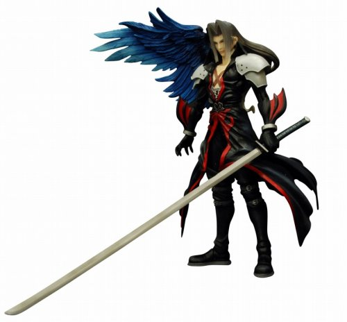 Image 1 for Kingdom Hearts - Sephiroth - Play Arts - Kingdom Hearts Play Arts Vol.2 - no.6 - Olympus Colliseum Seraphim (Kotobukiya, Square Enix)