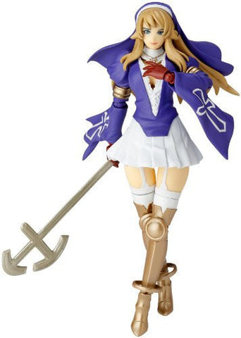 Queen's Blade Rebellion - Siggy - Revoltech - 1/12 (Kaiyodo)