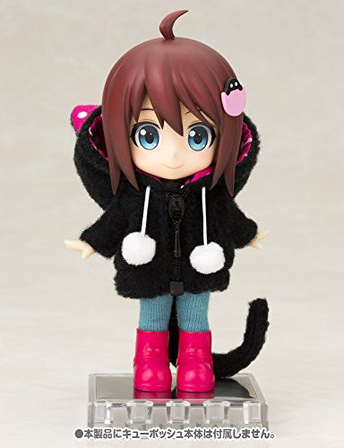 Image 7 for Cu-Poche - Cu-Poche Extra - Animal Parka Set - Black Cat (Kotobukiya, Noix de Rome)