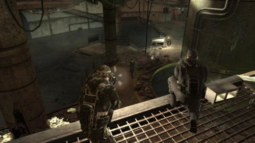Image 8 for SOCOM: Confrontation (w/ Headset)