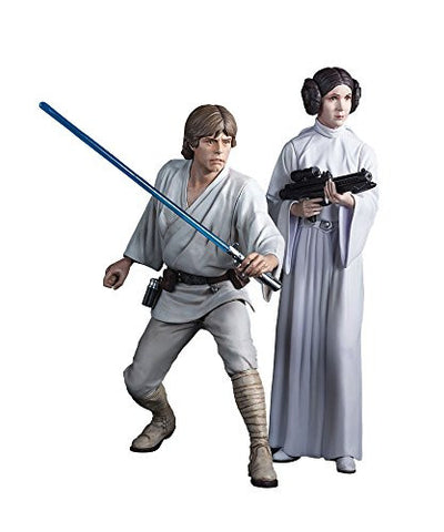 Image for Star Wars - Luke Skywalker - Star Wars Episode IV: A New Hope ARTFX + - 1/10 (Kotobukiya)