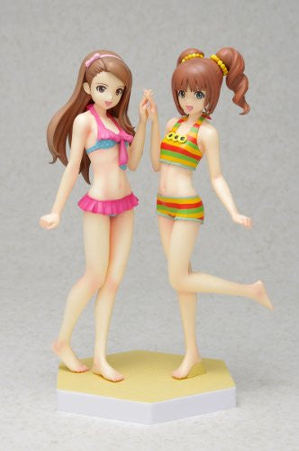 Image 2 for iDOLM@STER 2 - Minase Iori - Takatsuki Yayoi - Beach Queens - 1/10 - Limited Set, Swimsuit ver. (Wave)