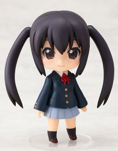 Image 3 for K-ON! - Nakano Azusa - Nendoroid - 104 (Good Smile Company)