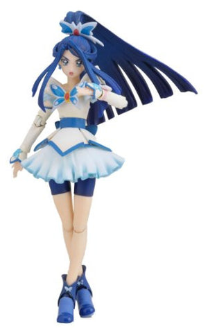 Image for Yes! Precure 5 - Cure Aqua - Gutto-Kuru Figure Collection - 44 (ABC CM's Corporation Toei Animation)