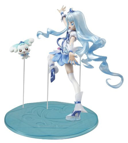 Image 3 for Heartcatch Precure! - Coffret - Cure Marine - Excellent Model - 1/8 (MegaHouse)