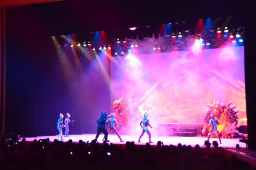 Image 5 for Ultraman The Live Ultraman To Kagaku No Fushigi Science Battle Stage