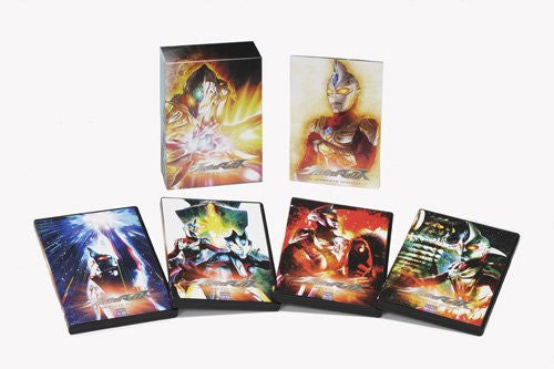 Image 4 for Ultraman Max TV Complete DVD Box