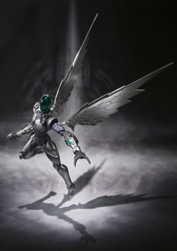 Image 2 for Accel World - Silver Crow - S.H.Figuarts (Bandai)
