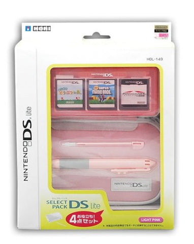 Image for Selection Pack DS Lite (Light Pink)