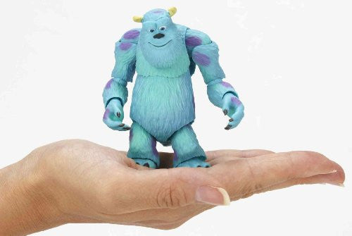 Image 7 for Monsters Inc. - Boo - James P. Sullivan - Revoltech - Revoltech Pixar Figure Collection - 6 (Kaiyodo)