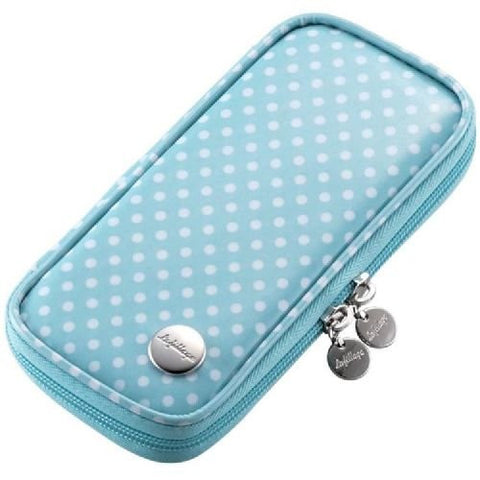 Image for PSP Vinyl Coating Case (Blue Dot)