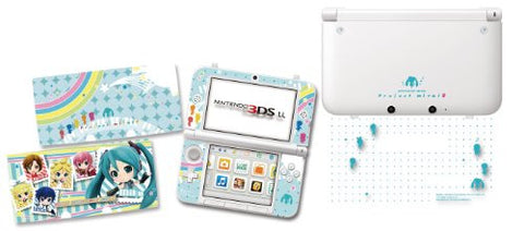 Image for Hatsune Miku: Project Mirai 2 Cover Set for 3DS LL